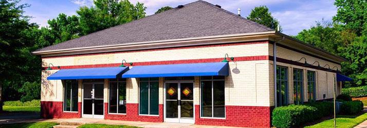 Chiropractic Huntersville NC Office Building